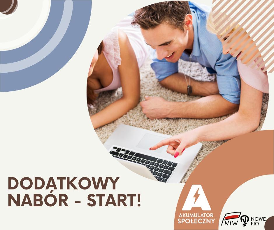 Dodatkowy nabór-Start!